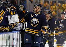 o u0027reilly has goal assist in sabres u0027 5 3 win over daily mail