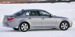 bmw 5 series mileage used 2006 bmw 5 series sedan 4d 530i mileage options nadaguides