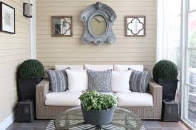 screened porch makeover porch daydreamer a beautiful life decorating through divorce