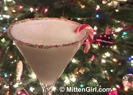 candy cane martini recipe recipe mitten