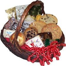 Baking Gift Basket Fresh Baked Gift Baskets