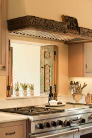 Wood Range Hood 73 Best Spanish Kitchens Images On Pinterest Spanish Kitchen