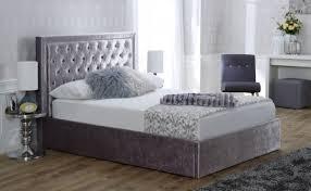 Velvet Bed Frame Limelight Rhea Storage Bed Frame Dublin Beds