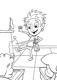 23 best coloring pages cloudy with a chance of meatballs images