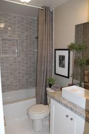 bathtub shower combo units loversiq gray bathroom tile waplag interior marble subway wall panelling bath with white bathtub and brown shower
