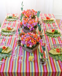 Garden Table Decor Bunnies And Chickens And Eggs Oh My 20 Ways To Prepare Your