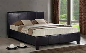 leather beds leather bed frames furniture choice
