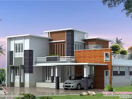 Model Home Design Jobs by Contemporary North Indian Homes Designs Naksha Design New Kerala