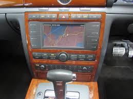 volkswagen phaeton interior 2005 volkswagen phaeton v10 tdi 4motion lwb 5 seats