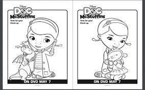 free doc mcstuffins printable activity sheets u0026 coloring pages