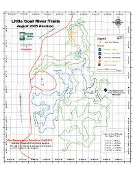 Namekagon River Map Rivertrail Info