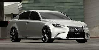lexus sedan concept uautoknow net lexus lf gh concept shows the future of lexus design