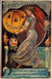 halloween greeting cards best 25 vintage halloween cards ideas on pinterest vintage