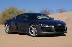 Audi R8 All Black - audi r8 pictures and specifications