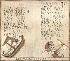 Bayeux Tapestry Meme - 203562 bayeux tapestry bayeux tapestry meme berry punch berry