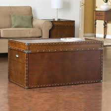 furniture magnificent trunk end table with gorgeous wood trends