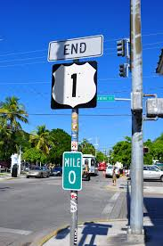 Key West Florida Map The Overseas Highway To Key West Florida