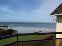 chambre d hote vue mer normandie vacance jour weekend semaine bord de mer à luc sur mer