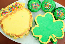 4 ways to make st patrick u0027s day cake treats wikihow