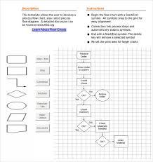 process flow diagram template excel wiring diagram simonand