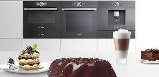 cuisine bosch bosch électroménager des équipements de cuisine fiables