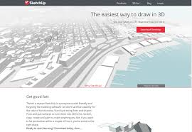 free google sketchup 3d modeling software review