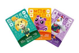 animal crossing happy home designer amiibo cards pack amazon co