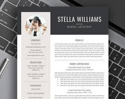 creative professional resume templates professional resume template cv template cover letter creative