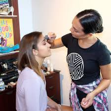 makeup artist in ta fl with our go to makeup artist monize