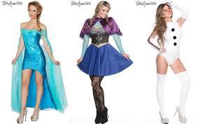 Elsa Halloween Costumes Disney Halloween Costumes