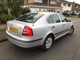 2008 model skoda octavia classic tdi 1896cc manual diesel full 1