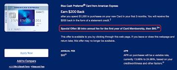 amex blue cash preferred bcp credit card 2017 10 updated 250