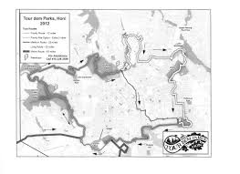 Maryland State Parks Map by Saki U0027s Biking Routes
