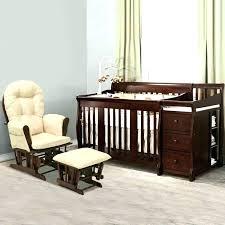 nursery chair and ottoman glider and ottoman set for nursery bumpnchuckbumpercars com