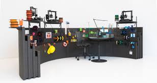 bureau imprimante un bureau modulable grâce à l impression 3d 3dnatives