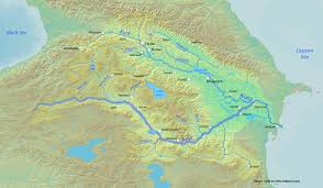 Caucasus Mountains World Map by Forecasting Water Wars In The Caucasus Glimpse From The Globe