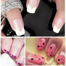 smile nail art images nail art designs
