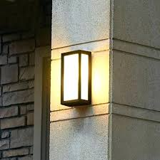 Dusk To Dawn Motion Sensor Outdoor Lighting Sconce Philips Mygarden Robin Outdoor Led Wall Lantern With