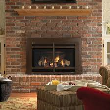 Fireplace Opening Covers by Supreme I30 Insert From Heat U0026 Glo