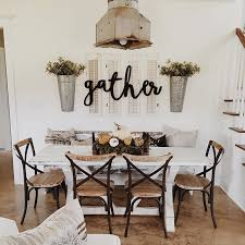 wall decor ideas for dining room i couldn t resist the fall decor at hobby lobby any longer
