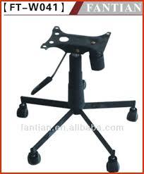 le de bureau sur pied pied de chaise de bureau unique pied de chaise de bureau pied chaise