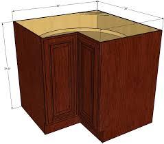 corner base cabinet for kitchen brandywine maple lazy susan corner base cabinet kitchen