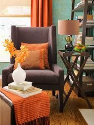 orange home accessories for every room the house