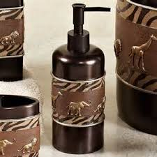 safari bathroom ideas safari bathroom accessories bathroom design ideas safari