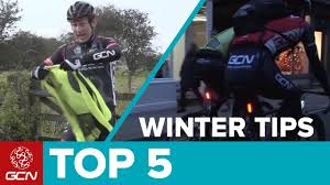 raincoat for bike riders top 5 winter riding tips make winter cycling more fun youtube