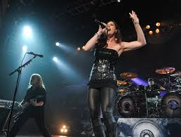 floor jansen emppu vuorinen photos nightwish performs at the