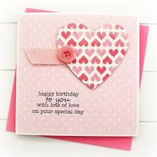 romantic birthday card u2013 gangcraft net