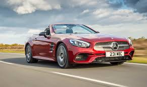 mercedes benz sl review 2017 autocar