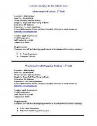 Resume Objective Examples Warehouse by Resume Objective Warehouse Download Shipping And Receiving Resume
