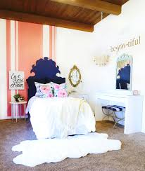 colorful and eclectic teenage bedroom makeover classy clutter